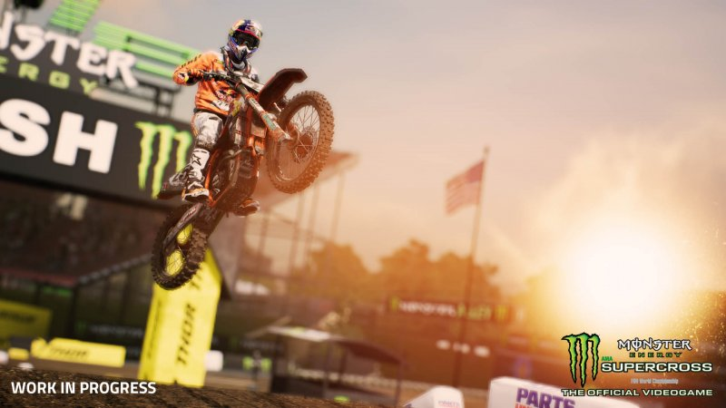 La nostra recensione di Monster Energy Supercross