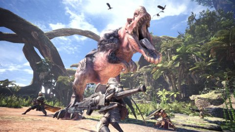 Qualche nuovo scorcio di gameplay per Monster Hunter: World e Devil May Cry HD Collection in video