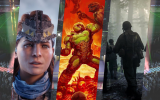 Il gioco del mese di novembre fra DOOM e Horizon Zero Dawn: The Frozen Wilds - Rubrica