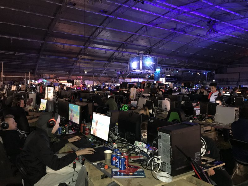Dreamhack Winter 2017: il più grande LAN party del mondo