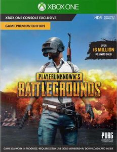PlayerUnknown's Battlegrounds per Xbox One