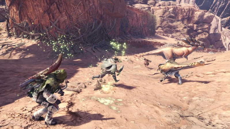 L'ecosistema evoluto di Monster Hunter: World