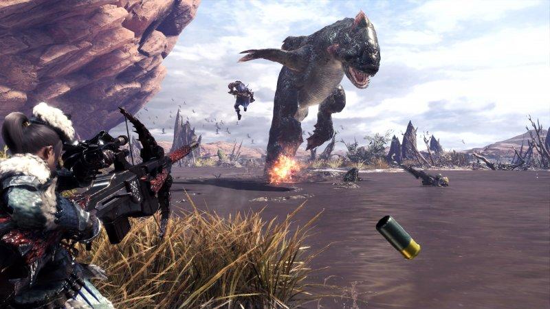 Monster Hunter: World - Voci dal Sottobosco