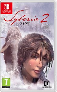 Syberia 2 per Nintendo Switch