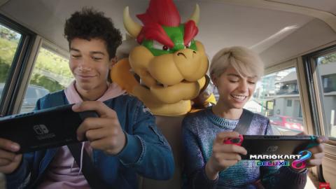 Le classifiche software e hardware complessive del 2017 in Giappone: un dominio di Nintendo