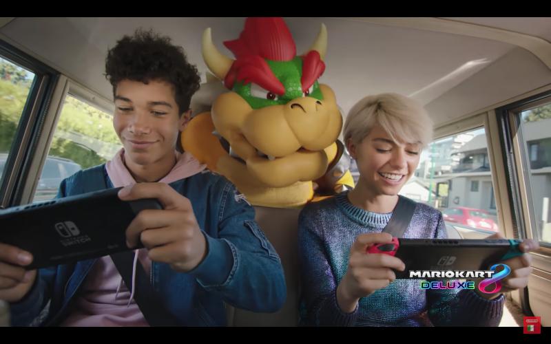 Aggiornamento Nintendo Switch, come aggiungere gli amici tramite Facebook e Twitter