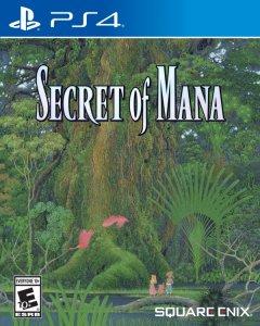 Secret of Mana per PlayStation 4