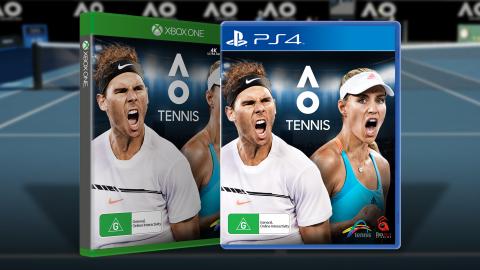 AO Tennis esce domani, ecco un trailer del gameplay
