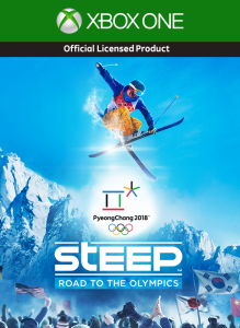 Steep: Road to the Olympics per Xbox One