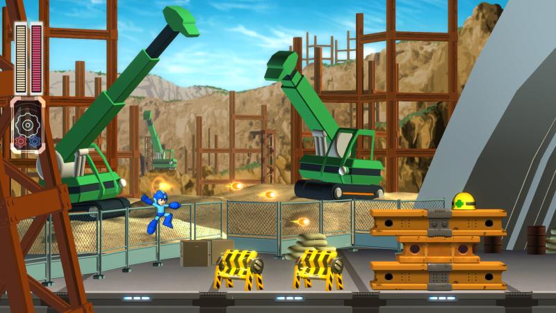 11 volte Mega Man
