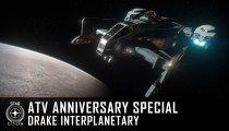 Star Citizen - Video ATV Anniversary Special - Drake Interplanetary