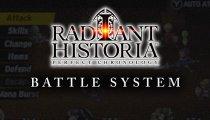 Radiant Historia: Perfect Chronology - Il sistema di combattimento
