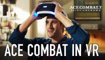 Ace Combat 7: Skies Unknown - Spot della modalità VR