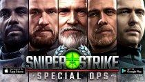 Sniper Strike: Special Ops - Trailer di lancio