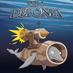 Caos a Deponia per PlayStation 4