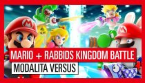 Mario + Rabbids Kingdom Battle - Trailer della Modalità Versus