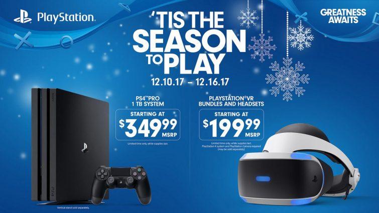 Primo taglio di prezzo ufficiale per PlayStation 4 Pro: costerà 50 dollari in meno per tutto il periodo natalizio