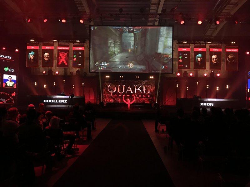 Quake Champions e gli esport