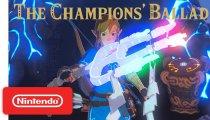 The Legend of Zelda: Breath of the Wild - La Ballata dei Campioni - Trailer Game Awards 2017