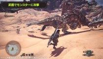 Monster Hunter: World - Video gameplay della beta #5