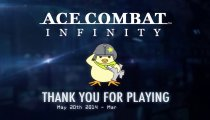 "Ace Combat Infinity - ""Thank You"" Trailer"