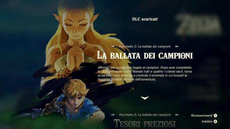 La recensione di Breath of the Wild - La Ballata dei Campioni