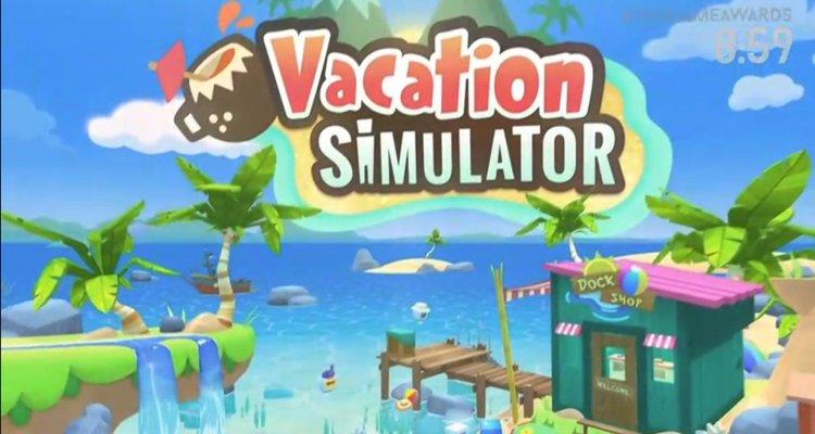 Vacation Simulator Annunciato Per Playstation Vr Oculus Rift E Vive Multiplayer It