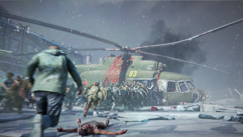 World War Z, il trailer dell'aggiornamento Undead Sea