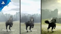 Shadow of the Colossus - Video comparativo per la PlayStation Experience 2017