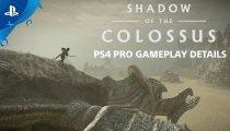 Shadow of the Colossus - Trailer delle modalità di visualizzazione su PlayStation 4 Pro