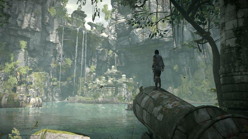 Il remake di Shadow of the Colossus sfrutta il codice della versione originale