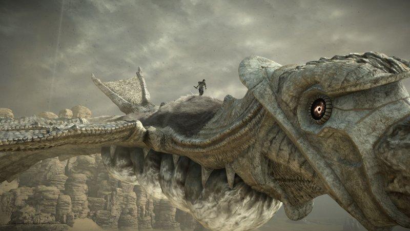 La recensione di Shadow of the Colossus per PlayStation 4
