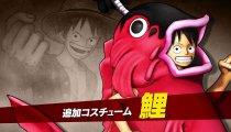 One Piece: Pirate Warriors 3 Deluxe Edition - Il trailer del nuovo DLC