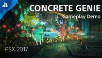 Concrete Genie - Una demo di gameplay dalla PlayStation Experience 2017