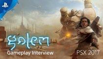 Golem - Videointervista PlayStation Experience 2017