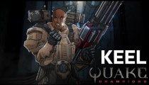 Quake Champions -Trailer della Storia di Keel