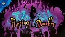 Flipping Death - Trailer d'annuncio per la versione PlayStation 4