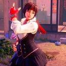 Stando a un sondaggio condotto da Capcom, è Sakura il personaggio più amato della serie Street Fighter