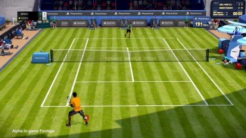 Tennis World Tour ci racconta delle sue animazioni in un videodiario di sviluppo