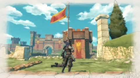 Una ricca galleria di nuove immagini per Valkyria Chronicles 4