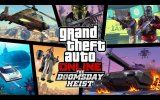Grand Theft Auto Online, arriva oggi Il Colpo dell'Apocalisse - Notizia
