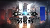 "Lineage 2: Revolution – Trailer ""Open siege, open for everyone!"""