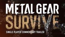 Metal Gear Survive - Un video introduce la modalità single player