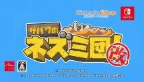 Of Mice and Sand - Il trailer di annuncio della versione Nintendo Switch