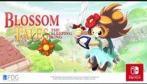 Blossom Tales: The Sleeping King - Trailer della versione Switch
