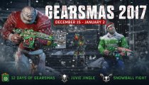 Gears of War 4 - Gearsmas 2017 trailer