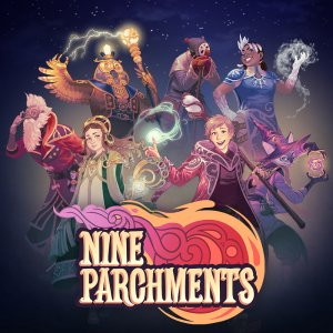 Nine Parchments per Nintendo Switch