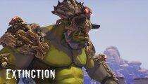 Extinction - Videodiario su abilità e strategia
