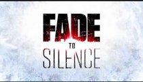 Fade to Silence - Il trailer di lancio della versione Accesso Anticipato