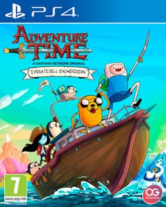Adventure Time: I Pirati dell'Enchiridion per PlayStation 4